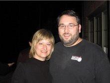 Matt Bacak and Mom
