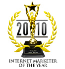 Matt Bacak - Internet Marketing of the Year Award